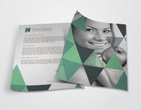 Ana Garcia Clinica Dental Brand Identity