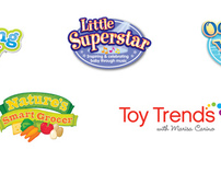 Product and Miniline Logos for Fisher-Price