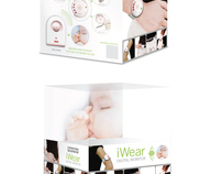 ready 2 wear Monitor Packaging