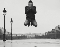 Levitation - Street Photography