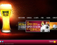 Web Site_Beer Station (propuesta)