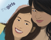 Vector Series 1: The Girls