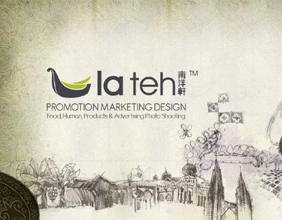 LATEH CAFE   BRANDING & PROMOTIONAL DESIGN