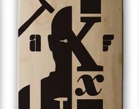 Skateboard Design 2ndS/III