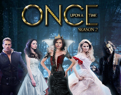 Once Upon a Time Season 2 Marketing Campaign