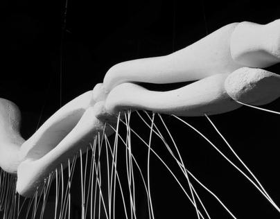 3D Design: Foam and Wire