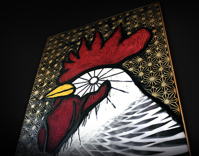 Gran Gallo! [Canvas]