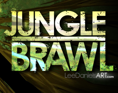 JUNGLE BRAWL - Episode 1