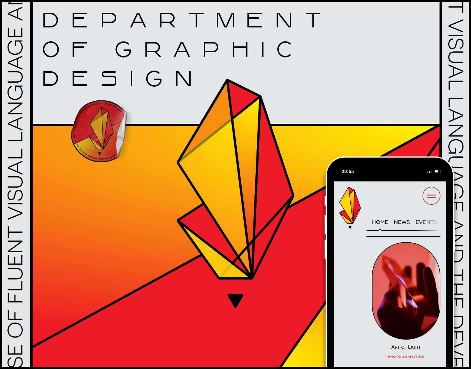 Department of Graphic Design Corporate Identity