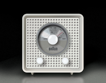 The new old Braun Radio
