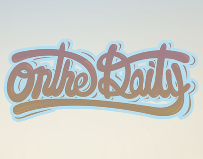 On The Daily - Typography