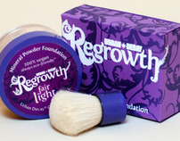 "Urban Decay ""Regrowth"" Eco–Friendly Packaging"