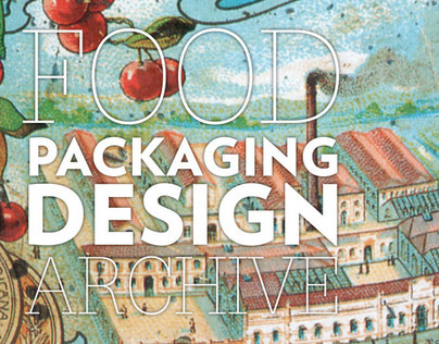 Food Packaging Design Archive: Italy 1900-1969