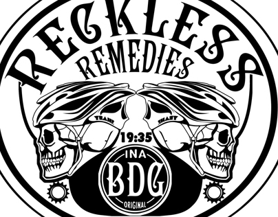 RECKLESS REMEDIES POSTER