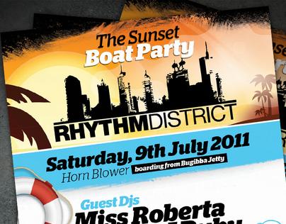 Rhythm District Promotion