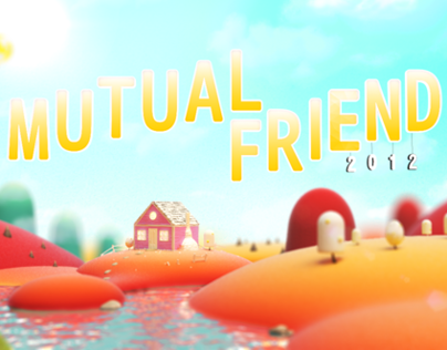 MUTUAL FRIEND 2012