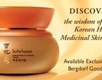 Sulwhasoo ad campaign