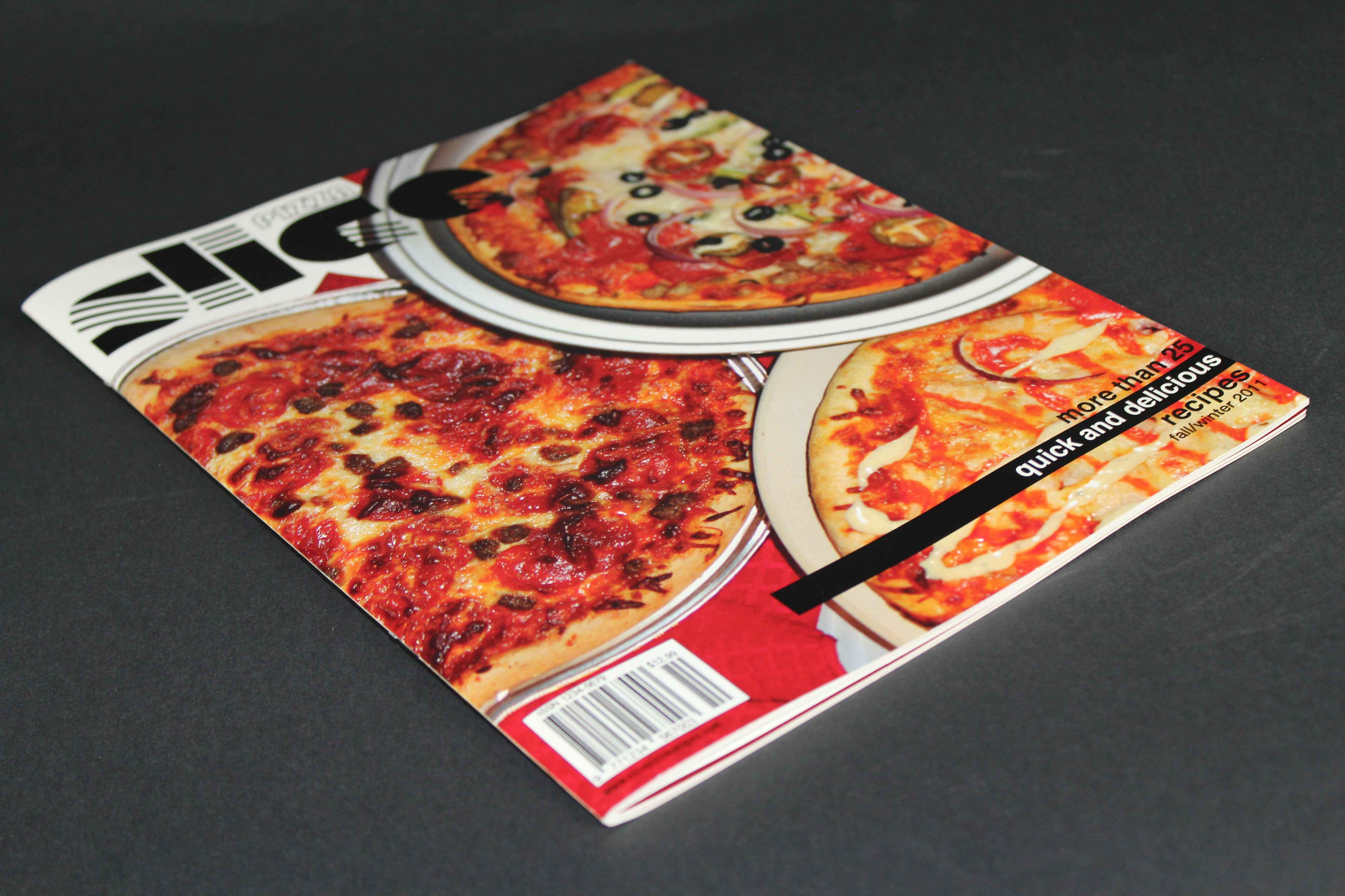 Slice Pizza Magazine