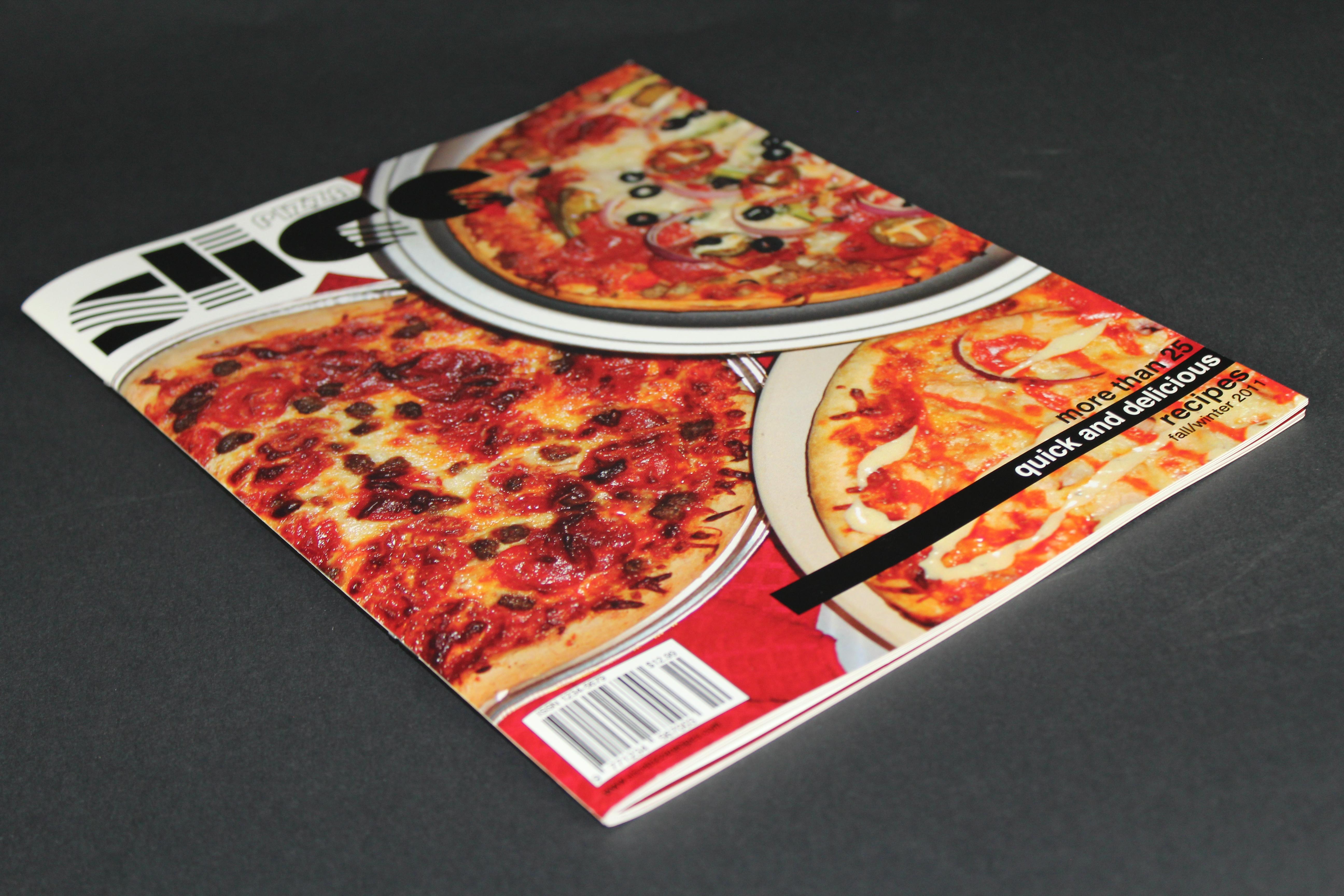 Slice Pizza Magazine