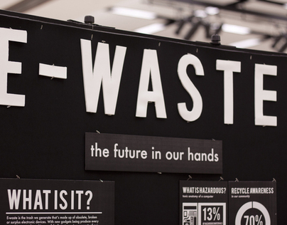 E-Waste Exhibit