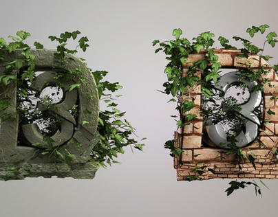 D3 Cinema 4D Leaf