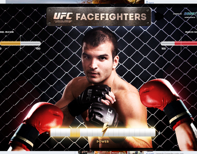 UFC - Face Fighters Game