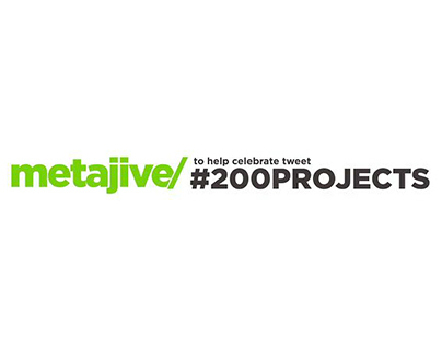 Metajive #200projects reel