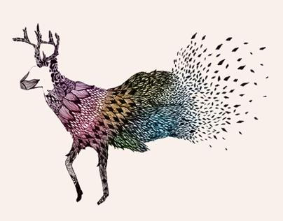 Animal Ink Series