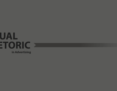 Publication on Visual Rhetoric in Advertising