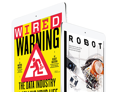 WIRED MAGAZINE DIGITAL EDITIONS