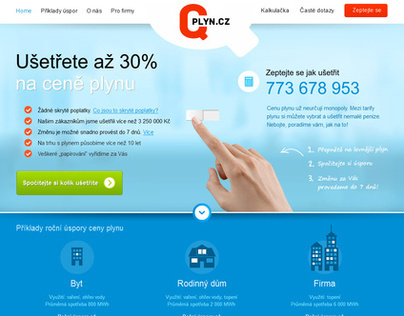 Qplyn.cz - cheaper gas