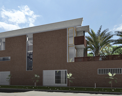 Lilyfield House 3DS Max