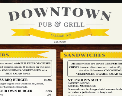 Downtown Pub and Grill