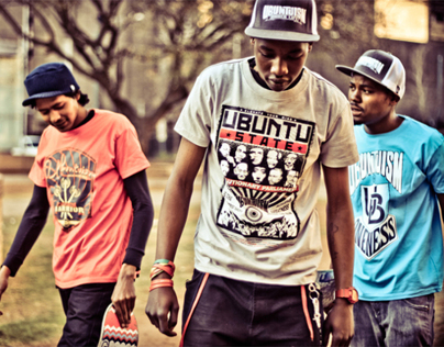 UBUNTUISM LOOKBOOK SPRING 2012 RETOUCH