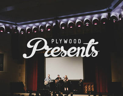 Plywood Presents 2012