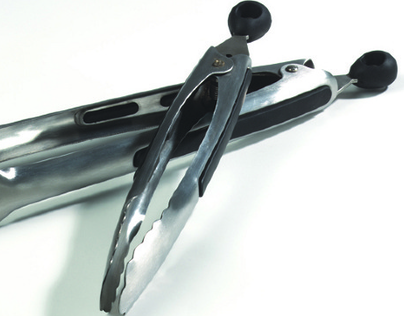 OXO Stainless Steel Tongs