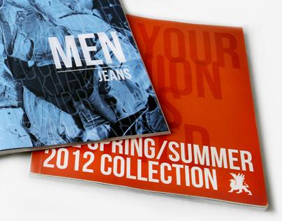 Fashion Catalogue: Stoneage Jeans Co. SS12