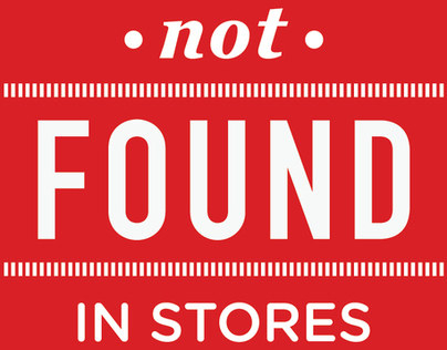 Not Found in Stores