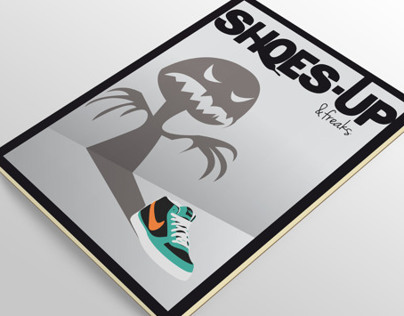 Shoes-Up magazine contest