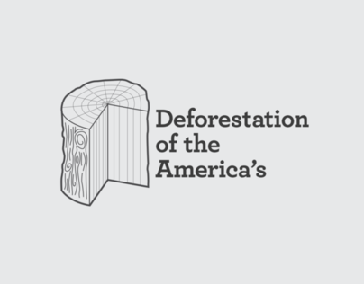 Deforestation Infographic