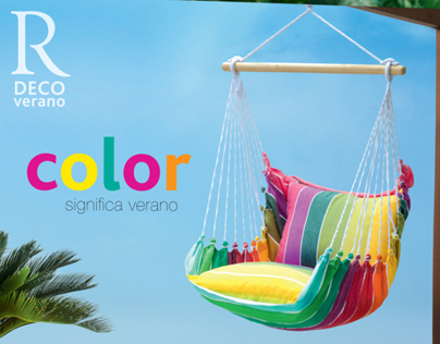Editorial - Catalogo RIPLEY Deco Verano 2012