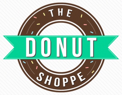 The Donut Shoppe Branding Practice