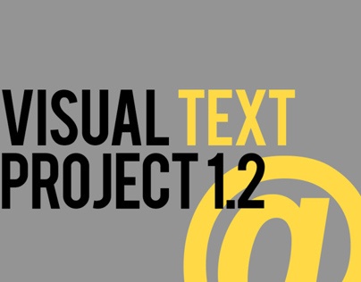 Visual Text Project new