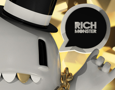 Rich Monster 3D