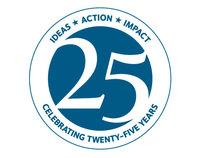 Washington Institute 25th Anniversary Indentity