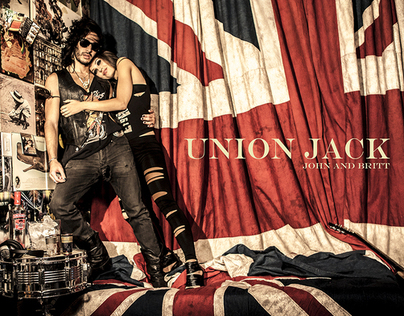 John And Britt/Union Jack Take Two