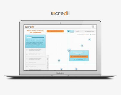 Credii Application UI
