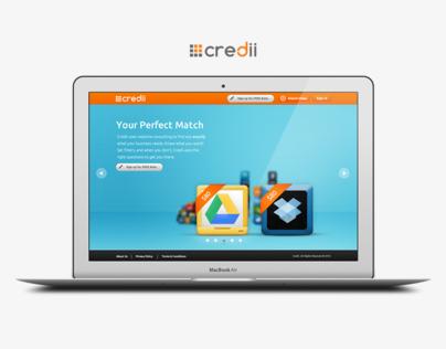 Credii Marketing Site