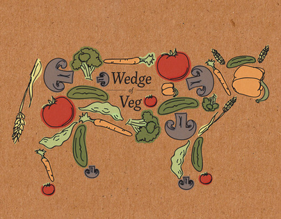 Wedge of Veg