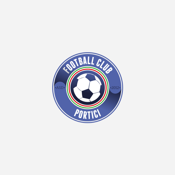 Football Club Portici_identity+website+ad campain